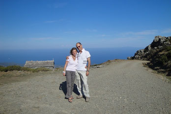 Udo & Manuela auf Korsika